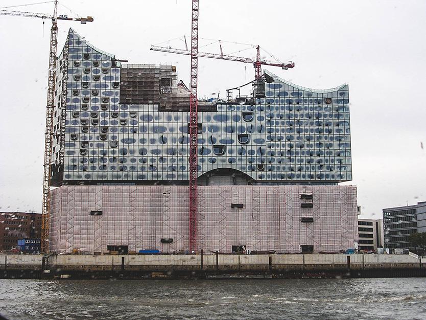 O que fazer em Hamburgo em 3 dias - Elbephilharmonic