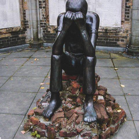 Hamburgo - Memorial St Nicolai