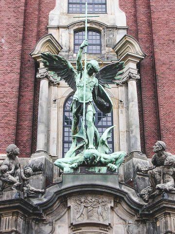 Hamburgo - St Michaelis