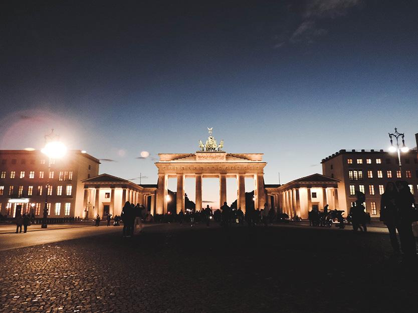 Portas de Brandenburgo
