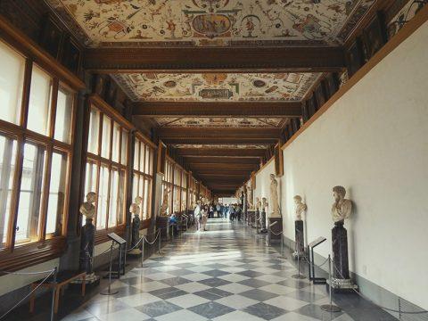 Galeria degli Uffizi