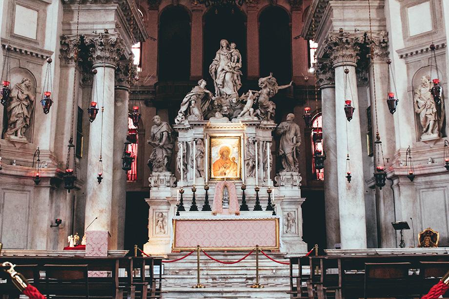 basílica di santa maria della salute