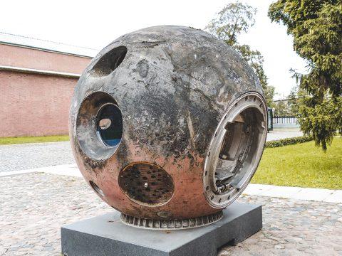 Museu da Exploração Espacial e Tecnologia de Foguetões