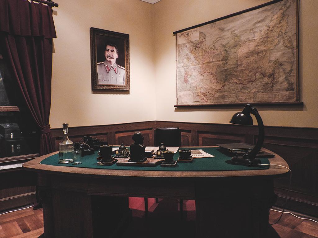 Museu da História Política da Rússia