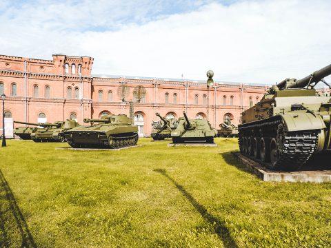 Museu militar e histórico de artilharia, engenharia militar e tropas de comunicação