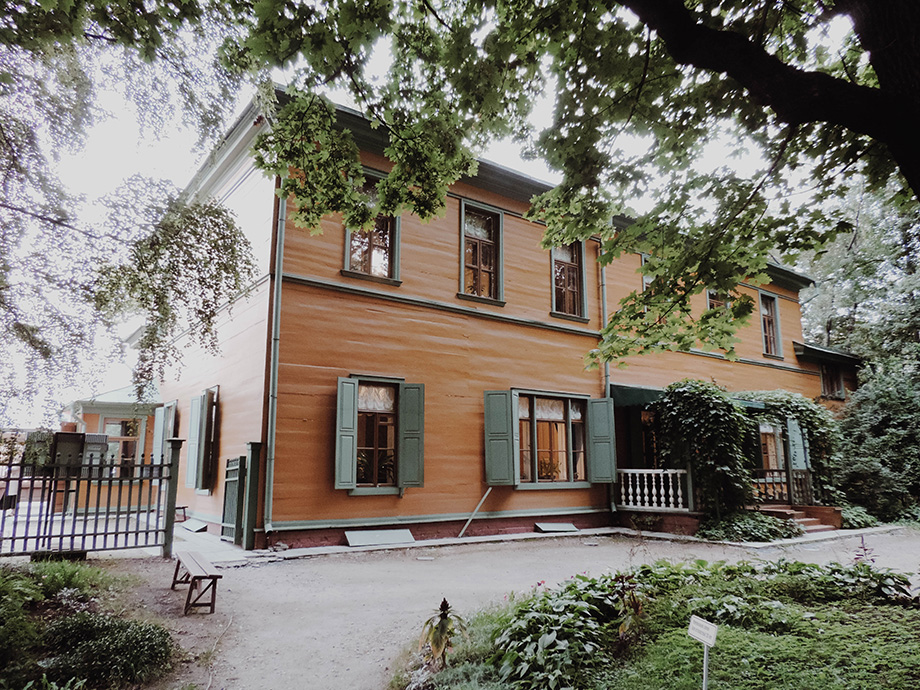 Casa de Tolstoy