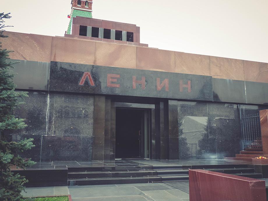 Mausoléu de Lenine