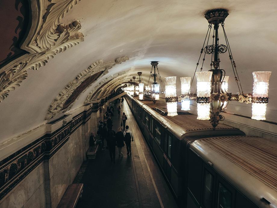 Metro de Moscovo