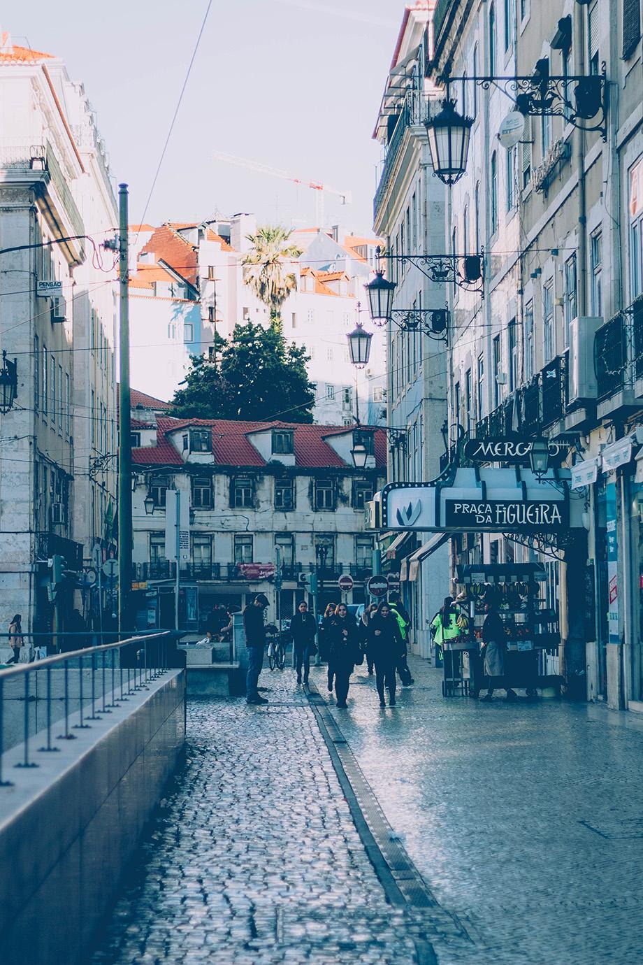O que visitar em Lisboa - Praça da Figueira