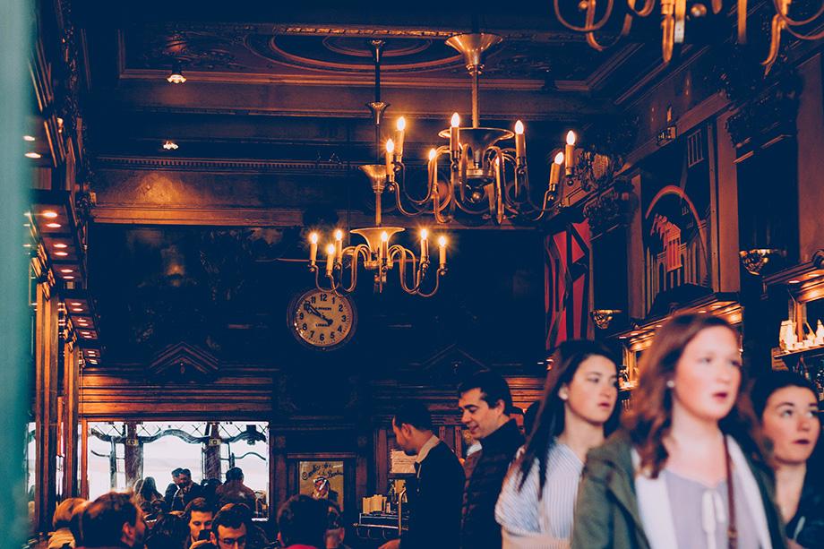 O que visitar em Lisboa - Café A Brasileira