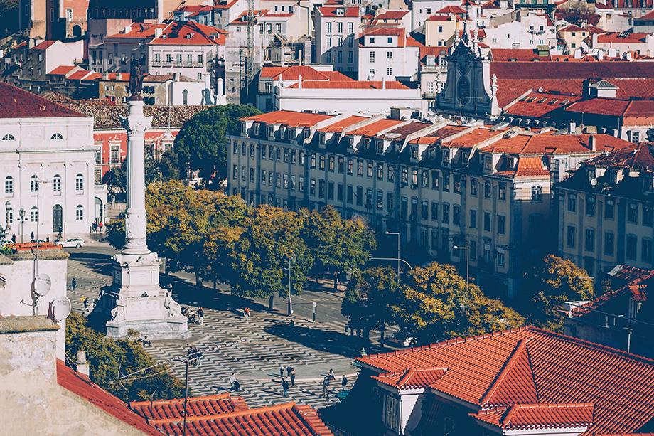 O que visitar em Lisboa - Walking Tour