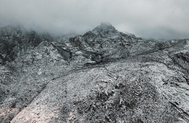 Neve Serra da Estrela